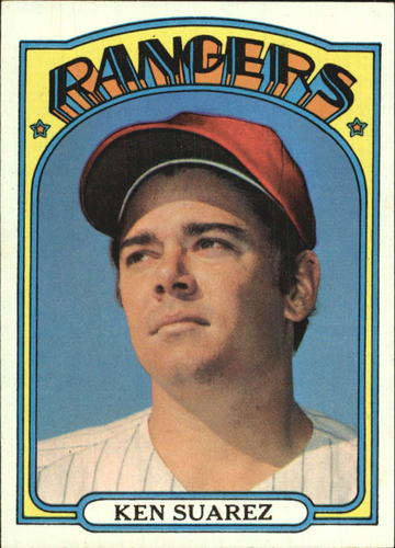 Photo of 1972 Topps #483 Ken Suarez