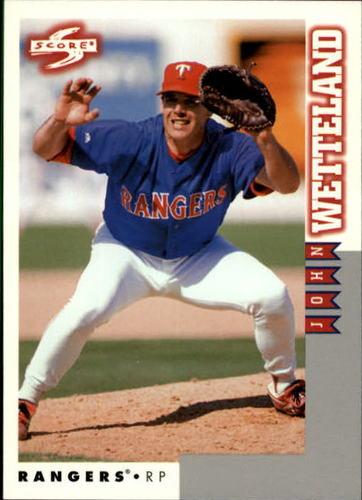 Photo of 1998 Score Rookie Traded #145 John Wetteland