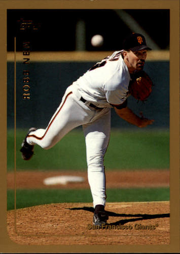 Photo of 1999 Topps #160 Robb Nen