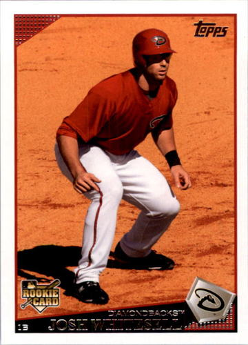 Photo of 2009 Topps #416 Josh Whitesell RC