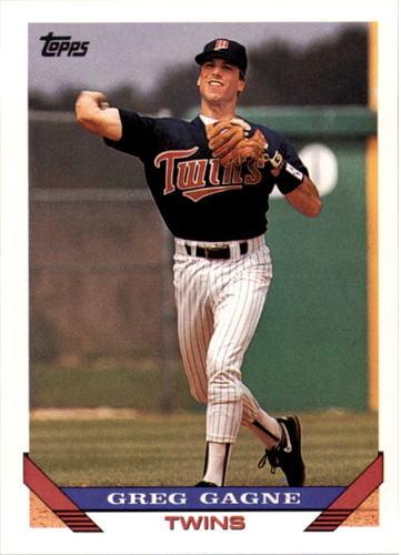 Photo of 1993 Topps #715 Greg Gagne