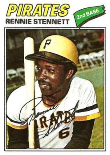 Photo of 1977 Topps #35 Rennie Stennett