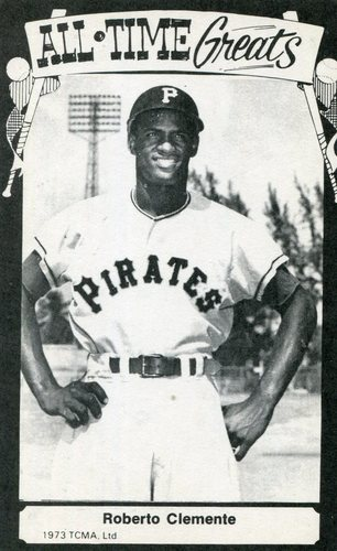 Photo of 1973-79 TCMA All-Time Greats #78 Roberto Clemente
