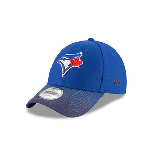 Toronto Blue Jays Visor Blur Adjustable Cap by New Era