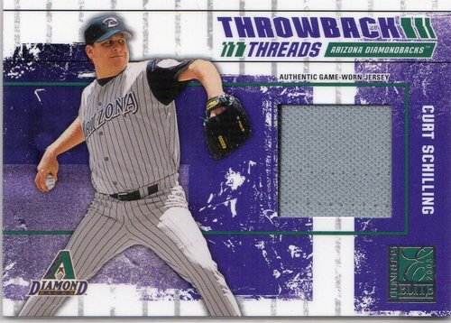 Photo of 2003 Donruss Elite Throwback Threads #33 Curt Schilling