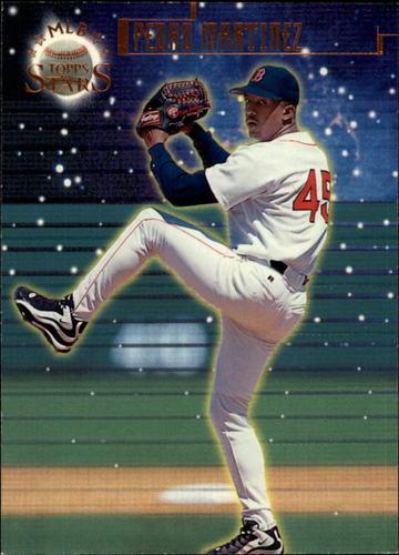 Photo of 1998 Topps Stars Bronze #144 Pedro Martinez