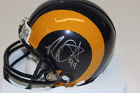 RAMS - ROBERT QUINN SIGNED MINI HELMET