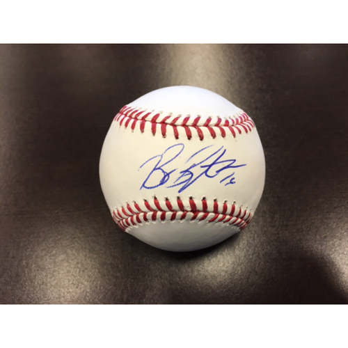 Photo of GCF Buy-It-Now Listing: Billy Butler Autographed Baseball