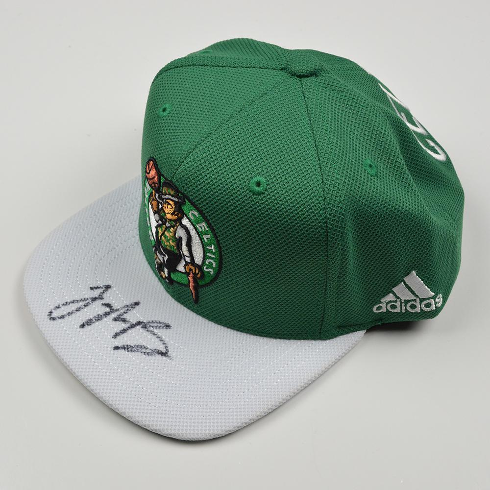 Jaylen Brown - Boston Celtics - 2016 NBA Draft - Autographed Hat