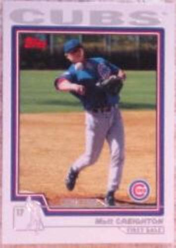 Photo of 2004 Topps #315 Matt Creighton FY RC