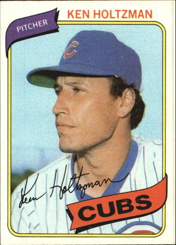 Photo of 1980 Topps #298 Ken Holtzman