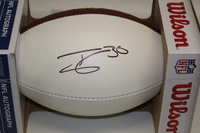 RAMS - TODD GURLEY SIGNED PANEL BALL