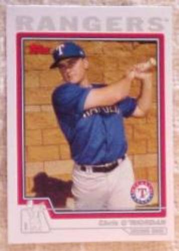 Photo of 2004 Topps #316 Chris O'Riordan FY RC