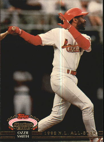 Photo of 1993 Stadium Club Murphy #147 Ozzie Smith AS