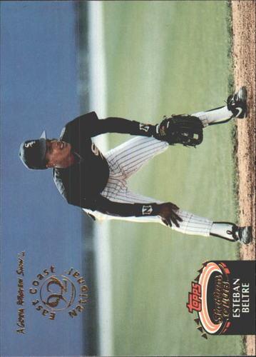 Photo of 1992 Stadium Club East Coast National #611 Esteban Beltre