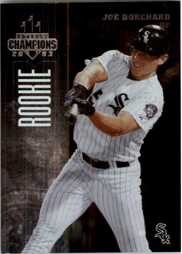Photo of 2003 Donruss Champions Metalized #59 Joe Borchard