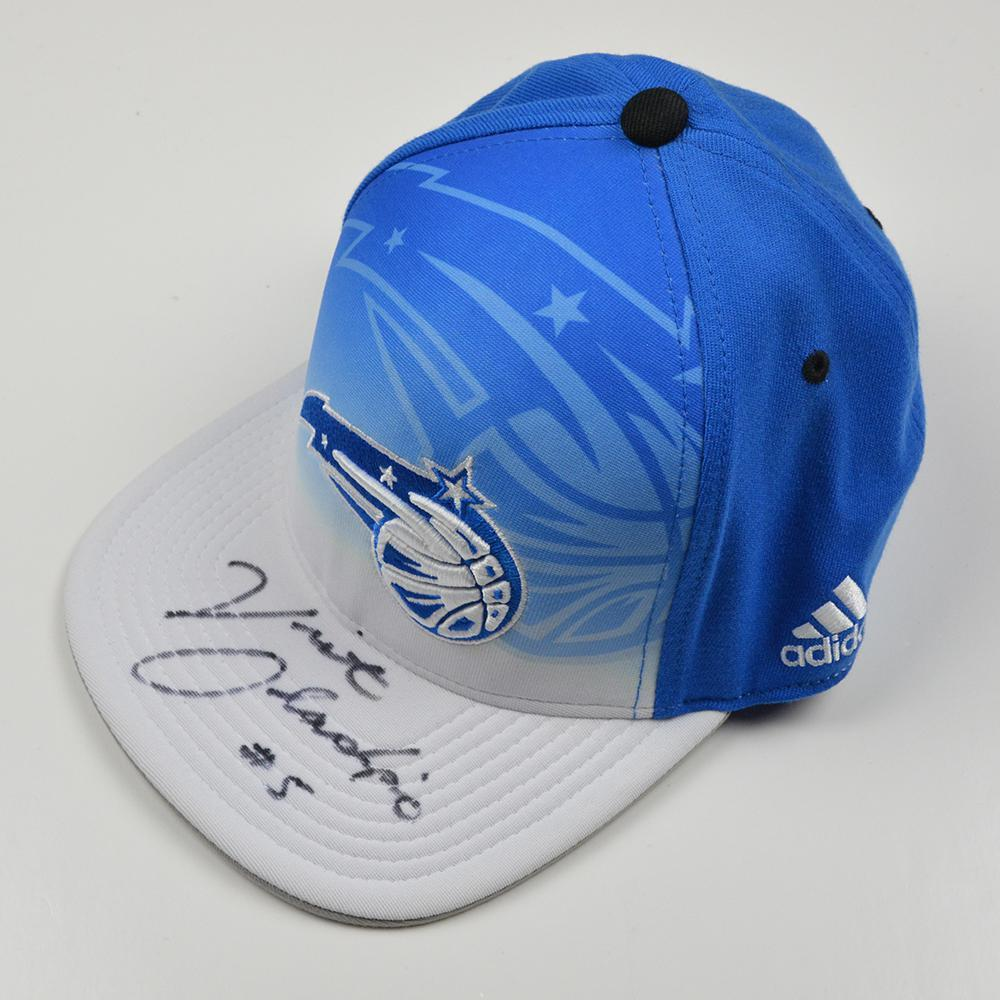 Victor Oladipo - Indiana Pacers - 2013 NBA Draft - Autographed Hat
