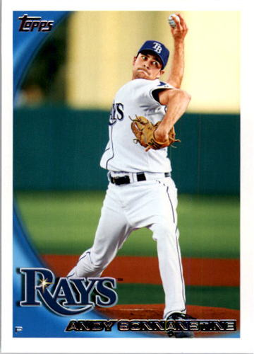 Photo of 2010 Topps #535 Andy Sonnanstine