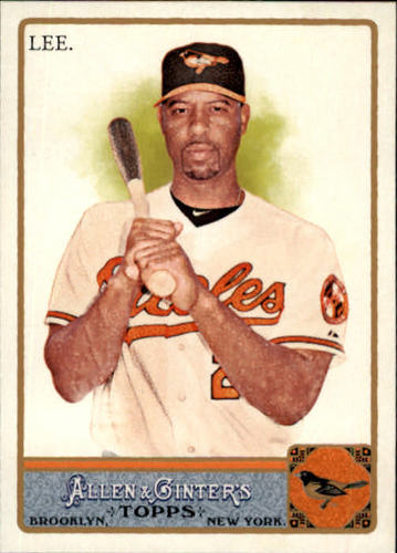 Photo of 2011 Topps Allen and Ginter #269 Derrek Lee