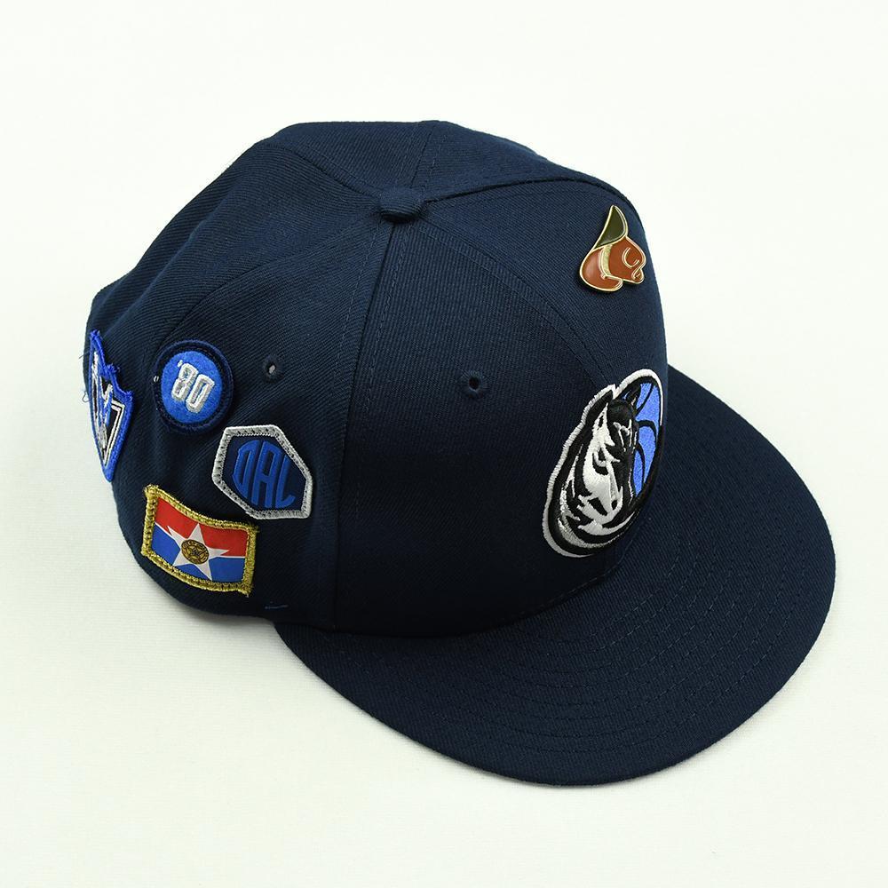 Luka Doncic - Dallas Mavericks - 2018 NBA Draft Class - Draft Night Photo-Shoot Worn Hat