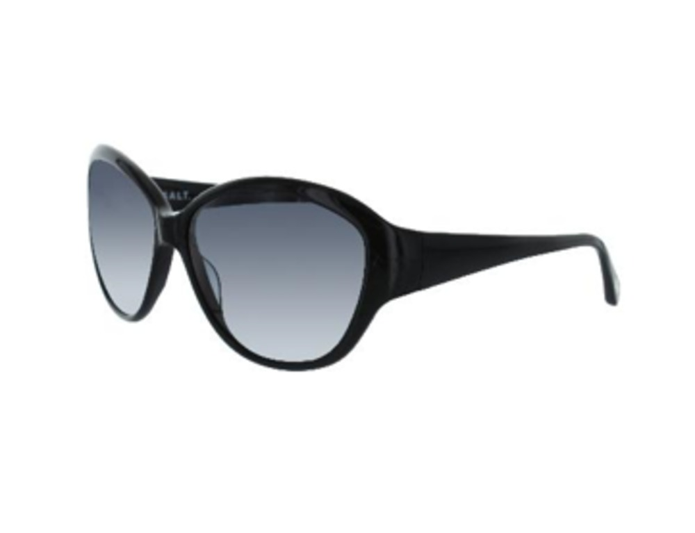 SALT DEIRDRE BK Black/Grey Gradient Polarized Sunglasses