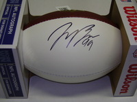 NFL - CHARGERS JOEY BOSA SIGNED PANEL BALL