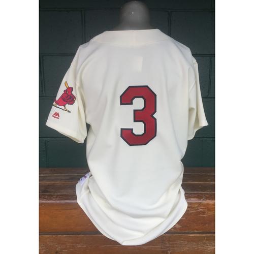 Photo of Cardinals Authentics: Jedd Gyorko 1956 Turn Back the Clock Jersey