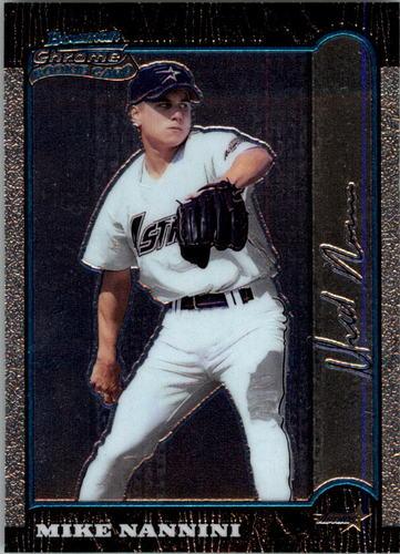 Photo of 1999 Bowman Chrome #84 Mike Nannini RC