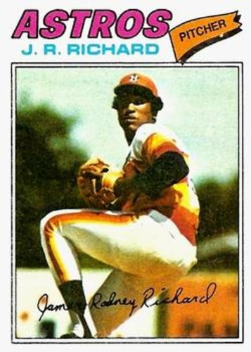 Photo of 1977 Topps #260 J.R. Richard