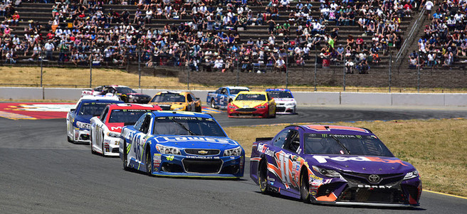 PIT ROAD CLUB TICKETS & PHOTO WITH CHAMPION AT SONOMA RACEWAY - PACKAGE 3 of 3