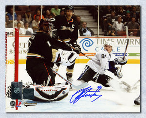 Steven Stamkos Tampa Bay Lightning Autographed Magic Goal 8x10 Photo