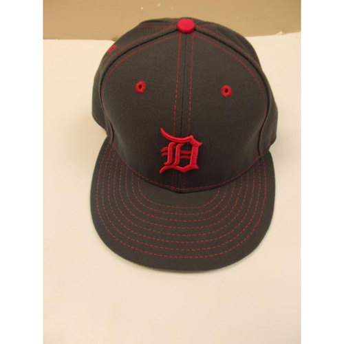 Photo of Game-Used Omar Vizquel Mother's Day Baseball Cap