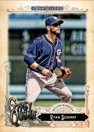 Photo of 2017 Topps Gypsy Queen #94 Ryan Schimpf