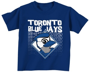 Toronto Blue Jays Infant Mascot T-Shirt Royal by Bulletin