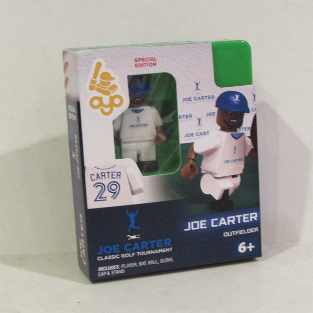 Joe Carter Limited-Edition OYO Figure