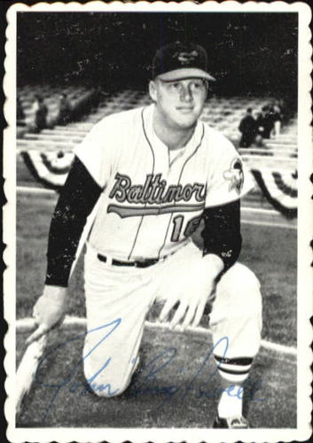 Photo of 1969 Topps Deckle Edge #2 Boog Powell