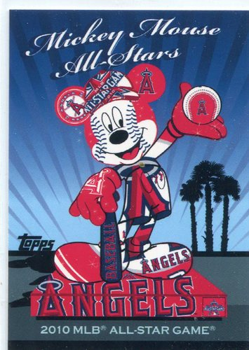 Photo of 2010 Topps Mickey Mouse All-Stars #MM4 Los Angeles Angels