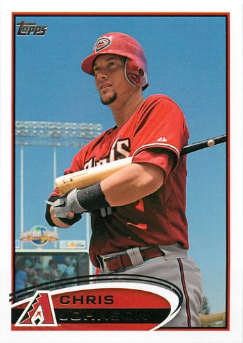 Photo of 2012 Topps Update #US99 Chris Johnson