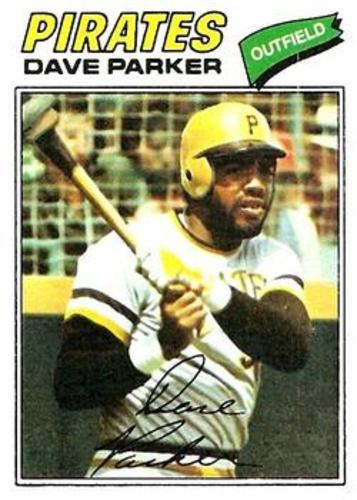 Photo of 1977 Topps #270 Dave Parker