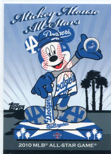 Photo of 2010 Topps Mickey Mouse All-Stars #MM5 Los Angeles Dodgers