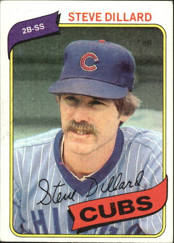 Photo of 1980 Topps #452 Steve Dillard