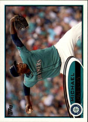 Photo of 2012 Topps #225 Michael Pineda
