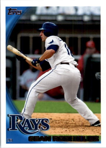 Photo of 2010 Topps #540 Sean Rodriguez