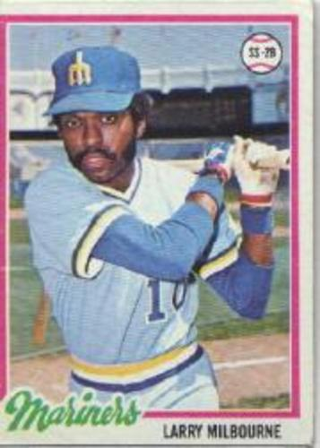 Photo of 1978 Topps #366 Larry Milbourne DP