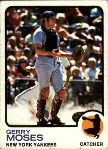 Photo of 1973 Topps #431 Gerry Moses