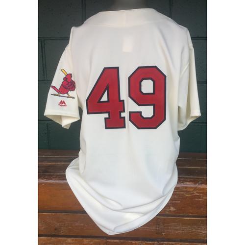 Photo of Cardinals Authentics: Blaise Ilsley 1956 Turn Back the Clock Jersey