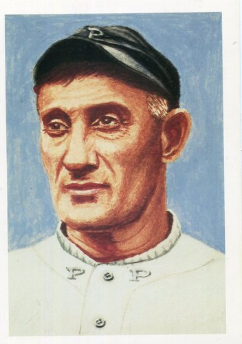 Photo of 1985 Ultimate Baseball Card #2 Honus Wagner