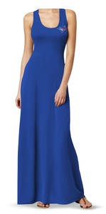 Women's Maxi Dress Royal by Hazel Mae