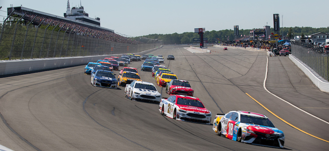 GANDER OUTDOORS 400 NASCAR EXPERIENCE AT POCONO RACEWAY - PACKAGE 2 of 3