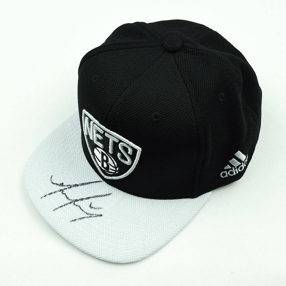 Dzanan Musa - Brooklyn Nets - 2018 NBA Draft Class - Autographed Hat